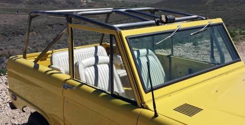 66-77 Classic Bronco - Classic Bronco Roll Cages