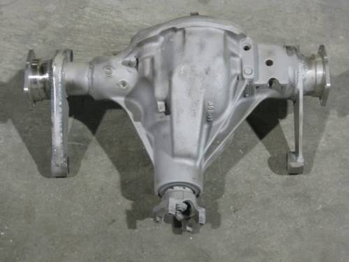 Drivetrain and Differential - Dana 30 IFS