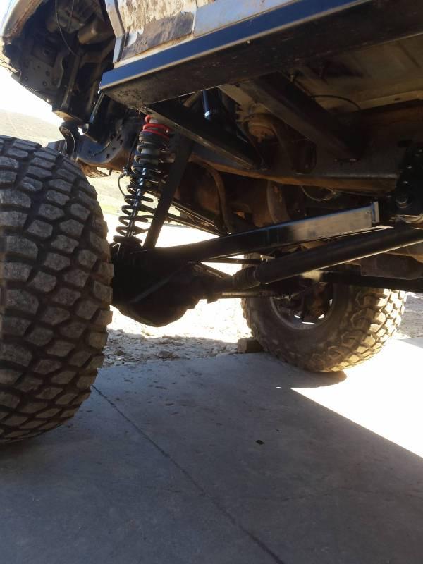 Dana 44 Diff Guard 70 Bronco Jeep Jeep wj Ford bronco