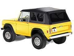 66-77 Classic Bronco - Classic Bronco Replacement Body Parts