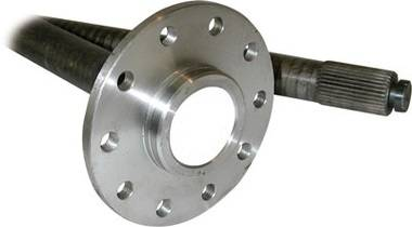 "Yukon Gear & Axle - Yukon 1541H alloy rear axle for '93-'97 GM 7.6"" Camaro with drum brakes - Image 1"