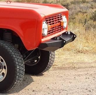 Custom 66-77 Bronco Front Bumper - Image 1