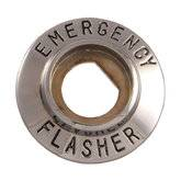 Emergency Flasher Bezel On Dash 1968 - 72 - Image 1