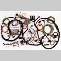Sexton Off-Road - BRONCO WIRING HARNESS WITH IGNITION SWITCH - Image 1