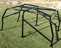 Roll Cages, Roof Racks, and Bumpers - Roll Cages - Sexton Off-Road - 66-77 BRONCO CLASSIC STYLE FAMILY ROLL CAGE