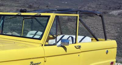66-77 BRONCO MOAB EDITION ROLL CAGE