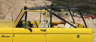 Sexton Off-Road - 66-77 BRONCO MOAB EDITION ROLL CAGE - Image 3