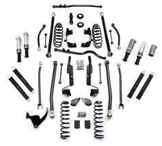 Lift Kits and Suspension - Teraflex Suspension - Teraflex JK 2dr PreRunner LA System - No Shocks