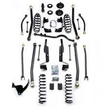 Shop by Category - Lift Kits and Suspension - Teraflex Suspension - Teraflex JK Long FlexArm Frame Gussets Kit