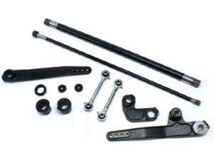 97-06 Wrangler TJ - Wrangler TJ Suspension - Teraflex Suspension - Teraflex Trail S/T Front Sway Bar System