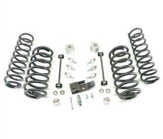 "97-06 Wrangler TJ - Wrangler TJ Suspension - Teraflex Suspension - TJ 2"" Lift Kit Spring Box"