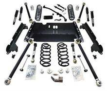 97-06 Wrangler TJ - Wrangler TJ Suspension - Teraflex Suspension - Teraflex 3 Inch Enduro LCG Lift Kit Jeep Wrangler TJ