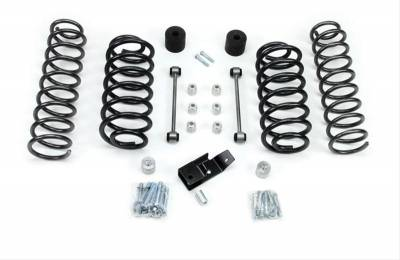 97-06 Wrangler TJ - Wrangler TJ Suspension - Teraflex Suspension - Teraflex 3 Inch Lift Kit Jeep Wrangler TJ