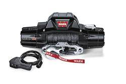 Winches and Recovery - Warn - Warn Zeon 8-S Winch with Synthetic Rope
