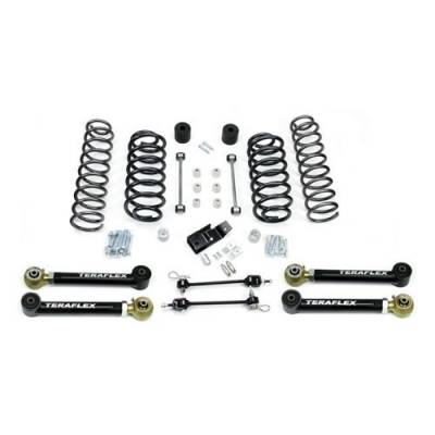Teraflex Suspension - Teraflex 3 Inch Lift Kit Jeep Wrangler TJ