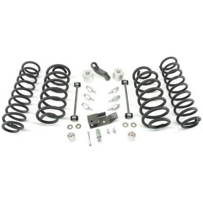"97-06 Wrangler TJ - Wrangler TJ Suspension - Teraflex Suspension - Teraflex 4"" Lift Jeep Wrangler TJ"