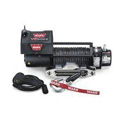 Winches and Recovery - Warn Industires - Warn VR10000 Synthetic Line