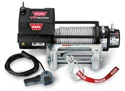 Winches and Recovery - Warn Industires - Warn VR12000 Winch