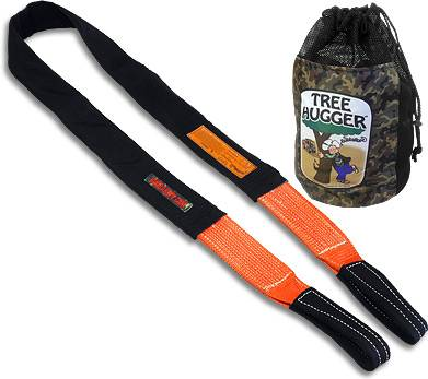 80-96 TTB Bronco - TTB Bronco Accessories - Bubba Rope - Bubba Rope 16' Tree Hugger