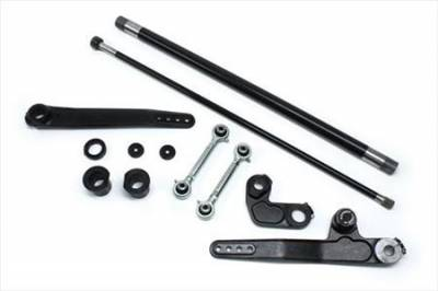 "97-06 Wrangler TJ - Wrangler TJ Suspension - Teraflex Suspension - TJ 4""-6"" Front Dual Rate Forged S/T Swaybar Kit"