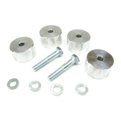 "84-01 Cherokee XJ - Jeep XJ Suspension - Teraflex Suspension - XJ 1/2"" Transfer Case Lowering Spacer Kit Skin Pack"
