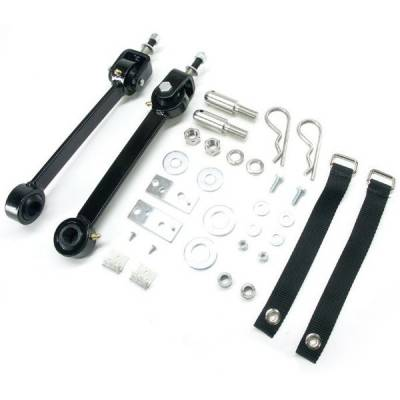 "84-01 Cherokee XJ - Jeep XJ Suspension - Teraflex Suspension - XJ/ZJ 2""-4"" Front Quick Disconnect Kit Boxed (Pair)"