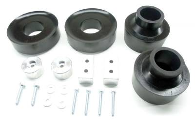 "99-04 Grand Cherokee WJ - WJ Suspension - Teraflex Suspension - WJ 2"" Budget Boost Boxed w/o Shocks"