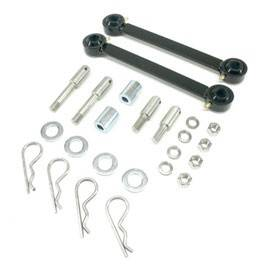 "99-04 Grand Cherokee WJ - WJ Suspension - Teraflex Suspension - WJ 2""-4"" Front Quick Disconnect Kit (Pair)"