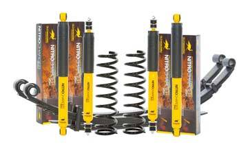 Parts By Vehicle - Toyota Parts - ARB - TOYOTA TUNDRA HVY SPORT Old Man Emu suspension kit 2.5IN 07+ 4.7L