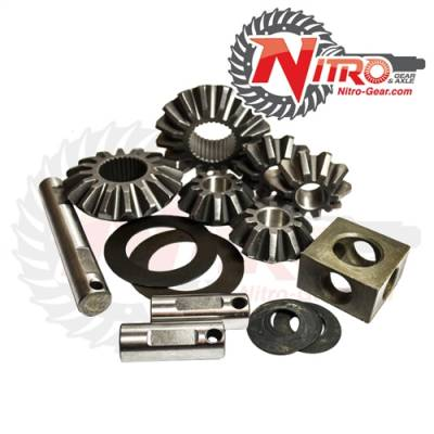 Nitro Gear & Axle - Nitro Gear & Axle, IPKF9-P-28-4 - Ford 8in & 9in 4 Pinion 28 Spl Nitro Posi Inner Parts Kit (No Clutches)