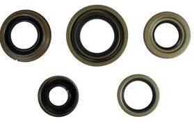 Rear Axle parts - Axle Seals - Rear - Yukon Mighty Seal - 1957 Chevy axle seal