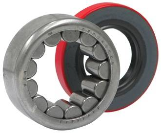 """Front Axle Parts - Front Axle Bearings & Seals - Yukon Gear & Axle - Axle bearing & seal kit for GM 9.5"""""""