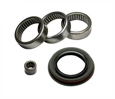 """Front Axle Parts - Front Axle Bearings & Seals - Yukon Gear & Axle - Left, Right, and Intermediate Axle pilot bearings and Seal kit for 7.25"""" IFS Chrysler."""