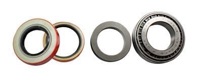 """Front Axle Parts - Front Axle Bearings & Seals - Yukon Gear & Axle - Axle bearing with inner and outer seals (one side) for 8.75"""" Chrysler."""