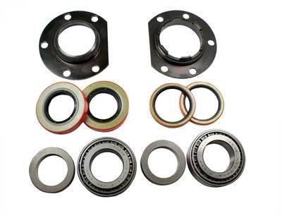 "Front Axle Parts - Front Axle Bearings & Seals - Yukon Gear & Axle - 8.75"" Chrysler axle bearing adjuster & seal kit"