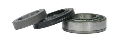 """Front Axle Parts - Front Axle Bearings & Seals - Yukon Gear & Axle - Bolt-in axle bearing and seal set, Set 9, Timken Brand, for Model 35 & 8.2"""" Buick, Oldsmobile, P"""