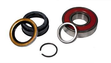 """Front Axle Parts - Front Axle Bearings & Seals - Yukon Gear & Axle - Axle bearing & seat kit for Toyota 8"""", 7.5"""" & V6 rear."""