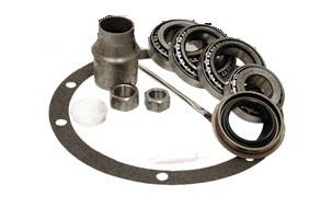 Ring and Pinion installation kits - Bearing Kits - Yukon Gear & Axle - Yukon Bearing install kit for '63-'79 GM CI Corvette differential