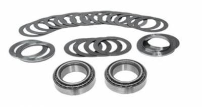 Drivetrain and Differential - Shims & Shim Kits - Yukon Gear & Axle - Super Carrier Shim kit for GM 9.5""