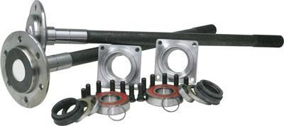 Rear Axle parts - Axle Kit - Rear - Yukon Gear & Axle - Yukon 1541H alloy replacement rear axle for Dana 60/Toyota Hybrid