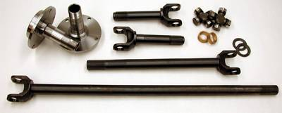 Front Axle Parts - Axle Kit - Front - Yukon Gear & Axle - Yukon 4340 Chrome-Moly Birfield eliminator axle kit '79-'85 Toyota pick-up and 4Runner