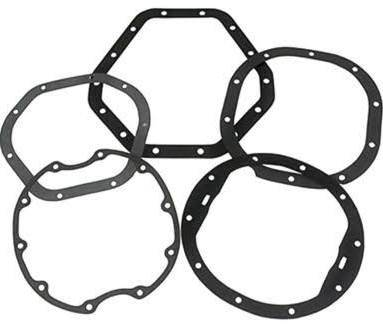 "Drivetrain and Differential - Gaskets (Cover) - Yukon Gear & Axle - 8.2"" Buick, Oldsmobile, Pontiac cover gasket, 10 bolt holes."