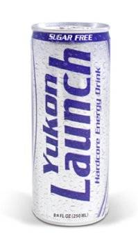 Apparel and Accessories - Apparel - Yukon Gear & Axle - Yukon LAUNCH Hardcore Energy Drink, sugar free