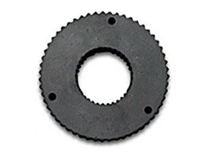 Drivetrain and Differential - Drive Flange Kits - Yukon Hardcore - Drive flange, 19 spline inner, 48 spline outer.