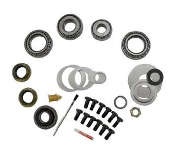 Drivetrain and Differential - Yukon Gear & Axle - '05-'08 SRT8 Grand Cherokee & '06-'07 Commander MASTER OVERHAUL kit.