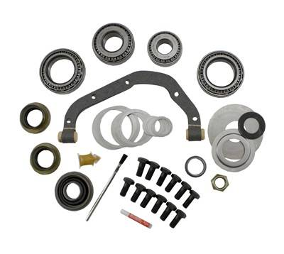 "Drivetrain and Differential - Master Overhaul Bearing Kits - Yukon Gear & Axle - 86 & UP 8"" Toyota w/ OEM 1-5/8"" R + P ONLY w/ ZIP LOCKER, ARB OR V6 LOCKER, MASTER OVERHAUL kit."