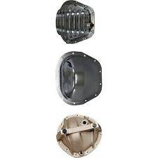 Drivetrain and Differential - Covers - Yukon Gear & Axle - Polished Aluminum Replacement Cover for Dana 30 standard rotation