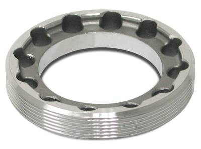 "Drivetrain and Differential - Side Adjusters, Tabs & Locks - Yukon Gear & Axle - Forged Side Adjuster 8.75"" Chrysler, one side, super strong"