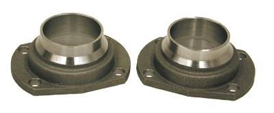 "Drivetrain and Differential - Housing Ends - Yukon Gear & Axle - Ford 9"" (1/2"" holes) housing ends"
