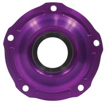 "Drivetrain and Differential - Pinion Supports - Yukon Gear & Axle - Purple Aluminum Pinion Support for 9"" Ford Daytona"